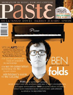 Paste Issue 15 Magazine