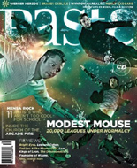 Paste Issue 30 Magazine