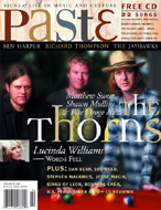 Paste Issue 4 Magazine