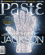 Paste Issue 40 Magazine