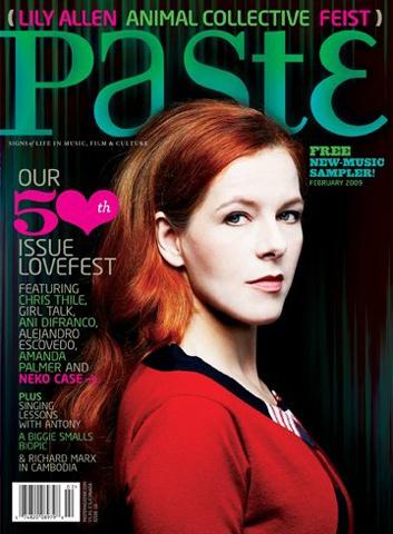Paste Issue 50