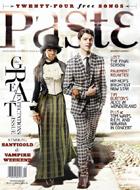 Paste Magazine December 2009 Magazine