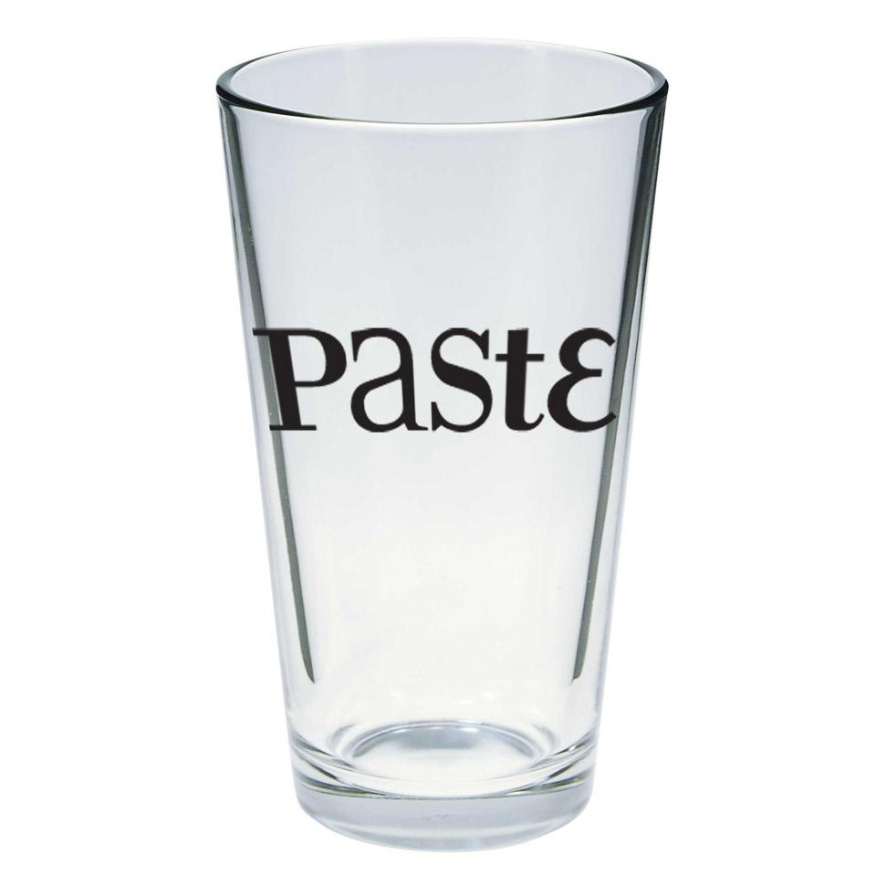 Paste Magazine Pint Glass