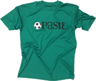Paste Soccer Jersey Men's T-Shirt