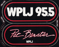 Pat Benatar Sticker