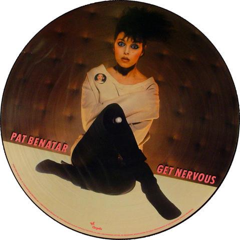 """Pat Benatar Vinyl 12"""" (Used)"""