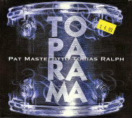 Pat Mastelotto CD