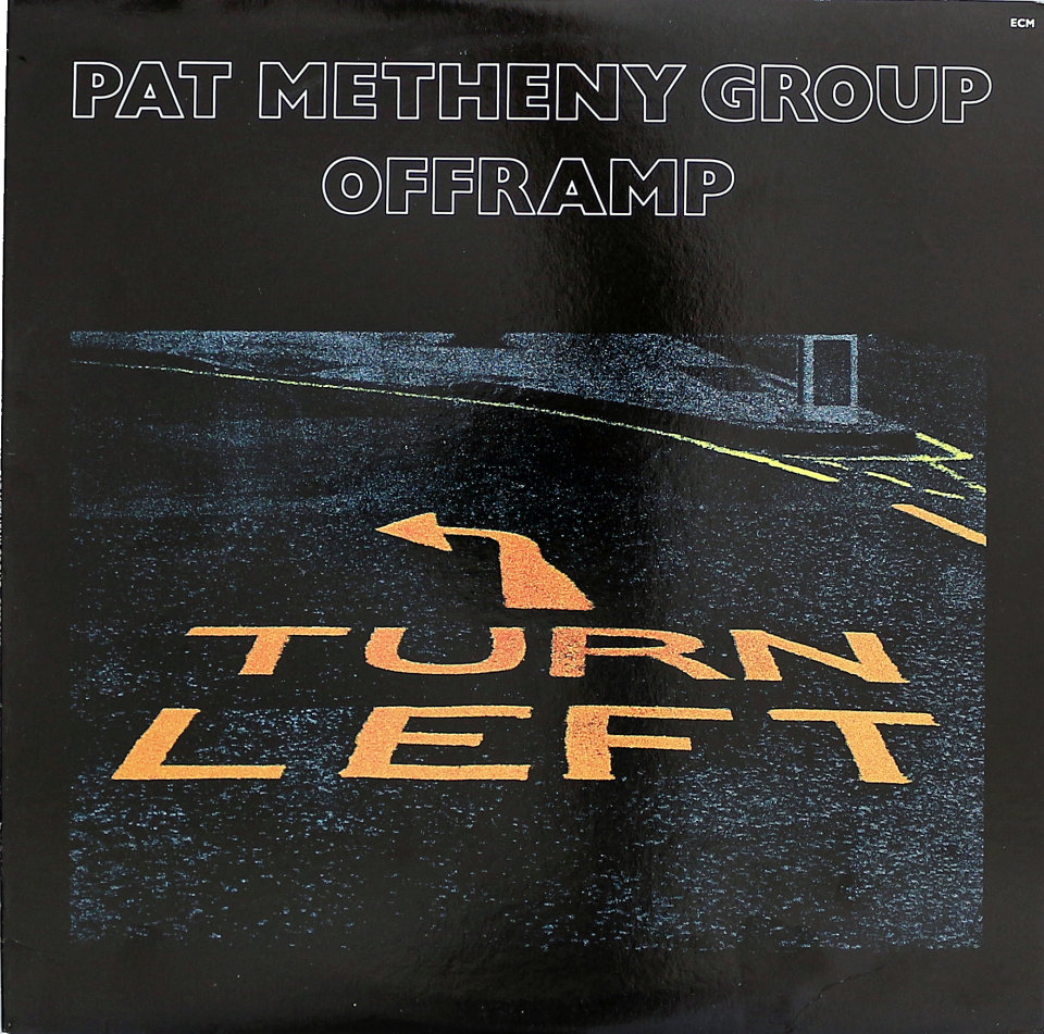 """Pat Metheny Group Vinyl 12"""" (Used)"""