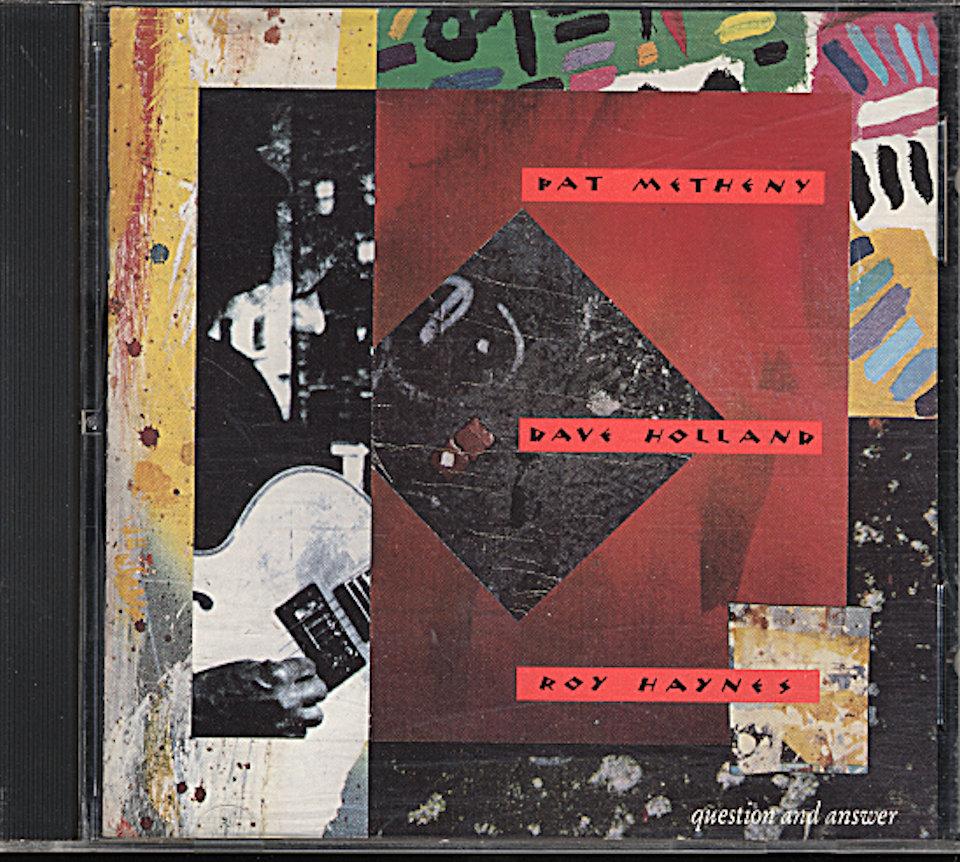 Pat Metheny w/ Dave Holland & Roy Haynes CD