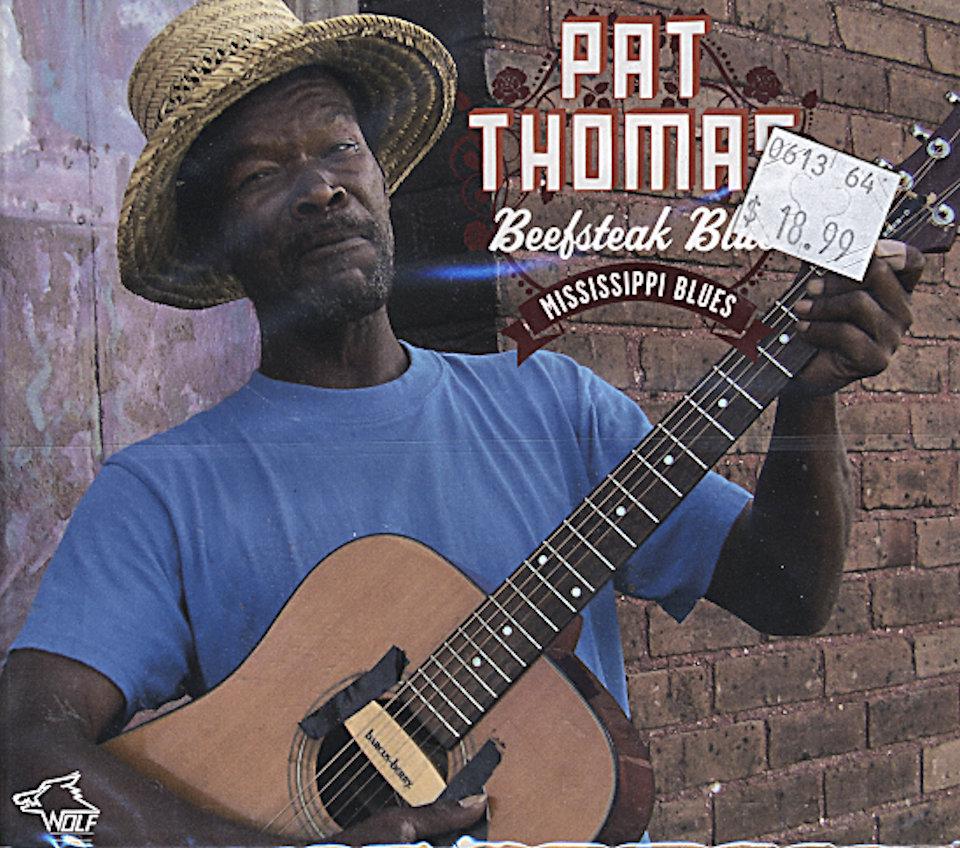 Pat Thomas CD