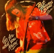 "Pat Travers Band Vinyl 12"" (Used)"