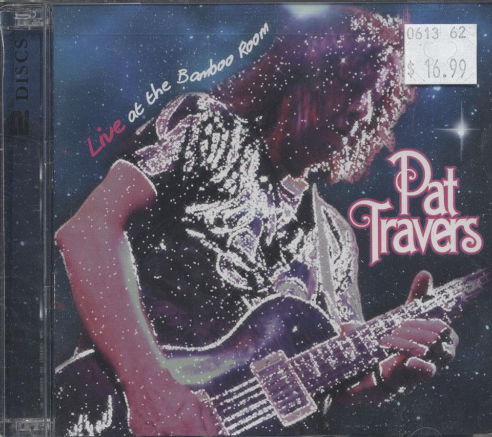 Pat Travers CD