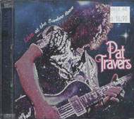 Pat Travers CD