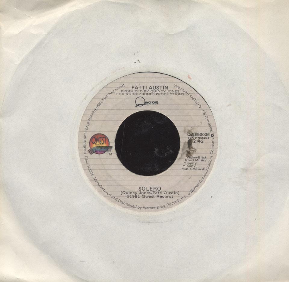 "Patti Austin Vinyl 7"" (Used)"
