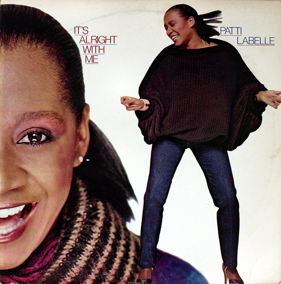 """Patti LaBelle Vinyl 12"""" (Used)"""