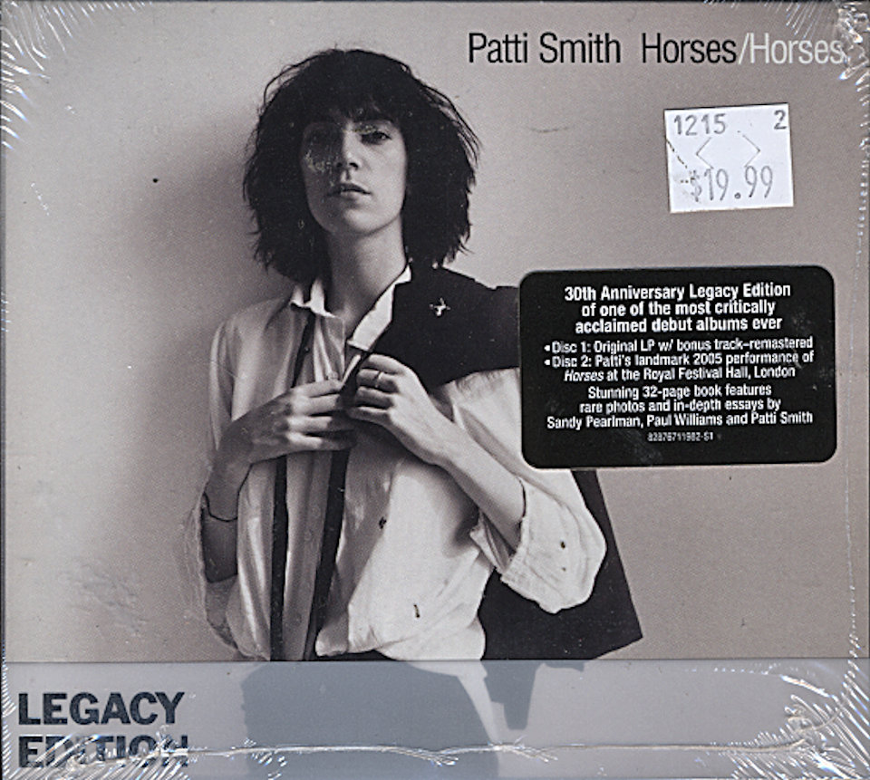 Patti Smith CD