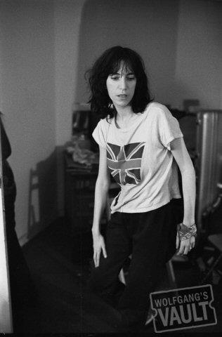 Patti Smith Fine Art Print