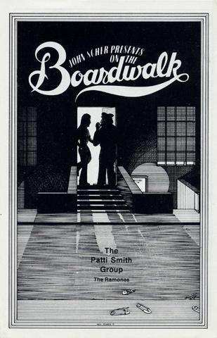 Patti Smith Program