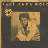 """Paul Anka Vinyl 7"""" (Used)"""