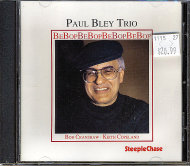 Paul Bley Trio CD