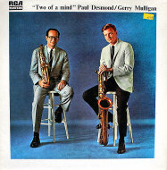 "Paul Desmond / Gerry Mulligan Vinyl 12"" (Used)"
