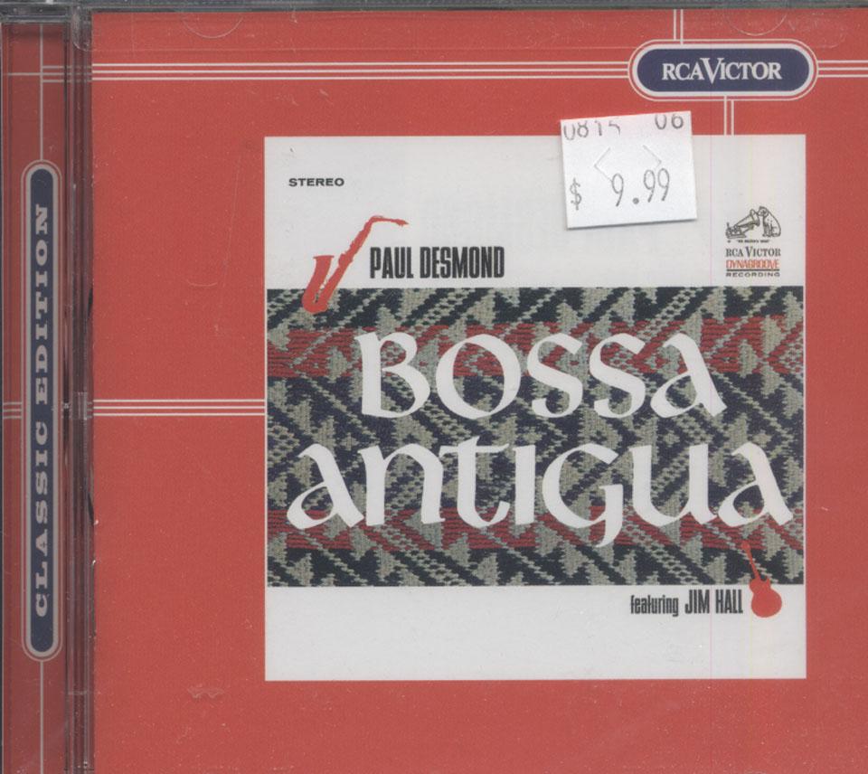Paul Desmond / Jim Hall CD