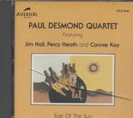 Paul Desmond Quartet CD