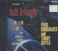 Paul Gonsalves / Tubby Hayes / Johnny Scott CD
