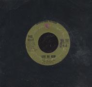 """Paul Kelly Vinyl 7"""" (Used)"""