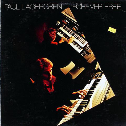"""Paul Lagergren Vinyl 12"""" (Used)"""