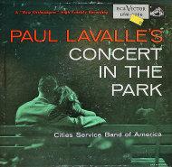 "Paul Lavalle Vinyl 10"" (Used)"