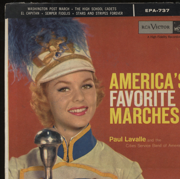 "Paul Lavalle Vinyl 7"" (Used)"