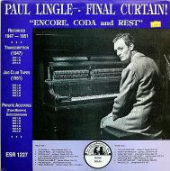 """Paul Lingle Vinyl 12"""" (Used)"""