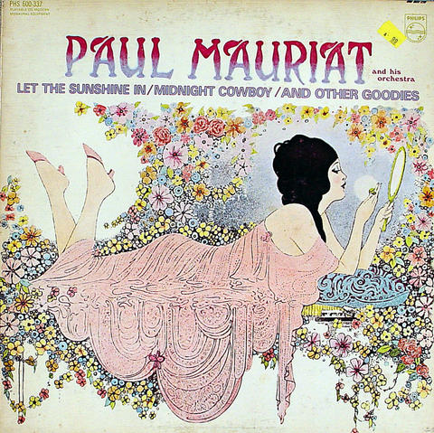 """Paul Mauriat And His Orchestra Vinyl 12"""" (Used)"""