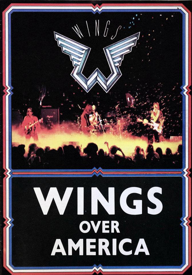 Paul McCartney & Wings Program