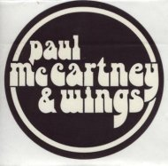 Paul McCartney & Wings Sticker