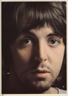 Paul McCartney Vintage Print
