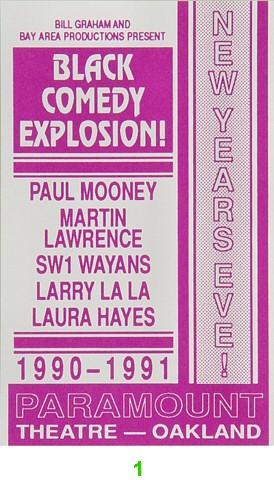 Paul Mooney Laminate