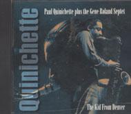 Paul Quinichette CD