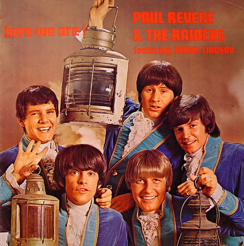 Paul Revere and the Raiders Program