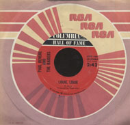 "Paul Revere and the Raiders Vinyl 7"" (Used)"