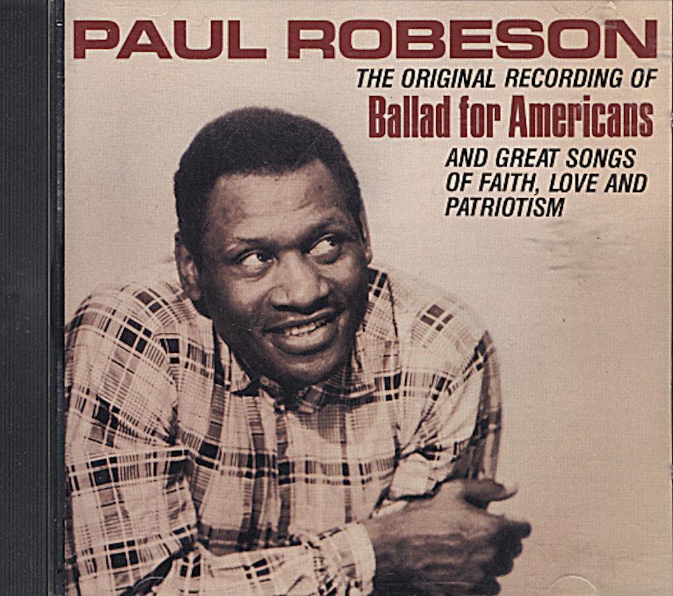 Paul Robeson CD
