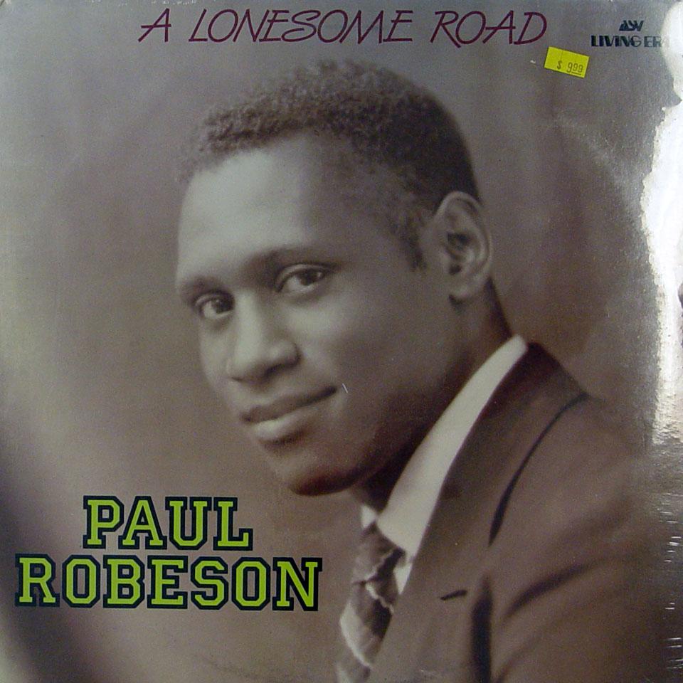 "Paul Robeson Vinyl 12"" (New)"