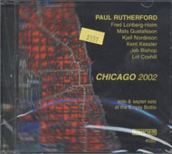 Paul Rutherford CD