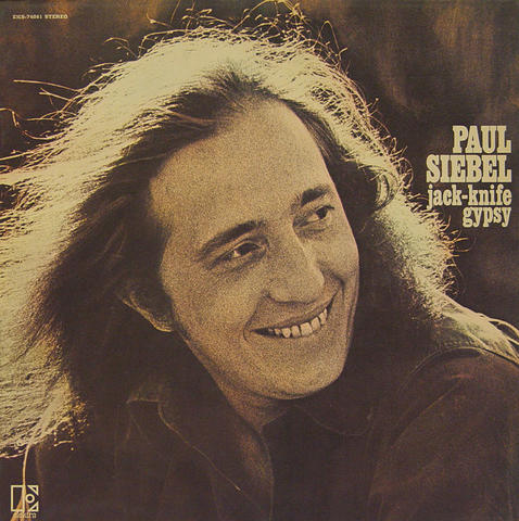 "Paul Siebel Vinyl 12"" (Used)"