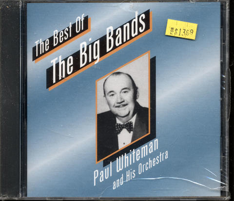 Paul Whiteman And His Orchestra CD