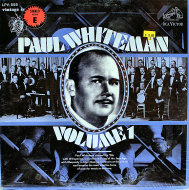 "Paul Whiteman Vinyl 12"" (New)"