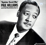 """Paul Williams And His Hucklebuckers Vinyl 12"""" (New)"""