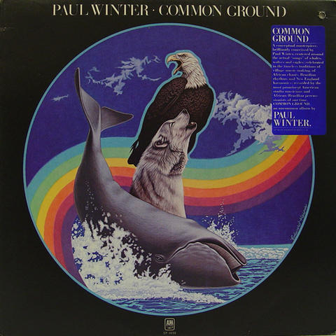 "Paul Winter Vinyl 12"" (Used)"