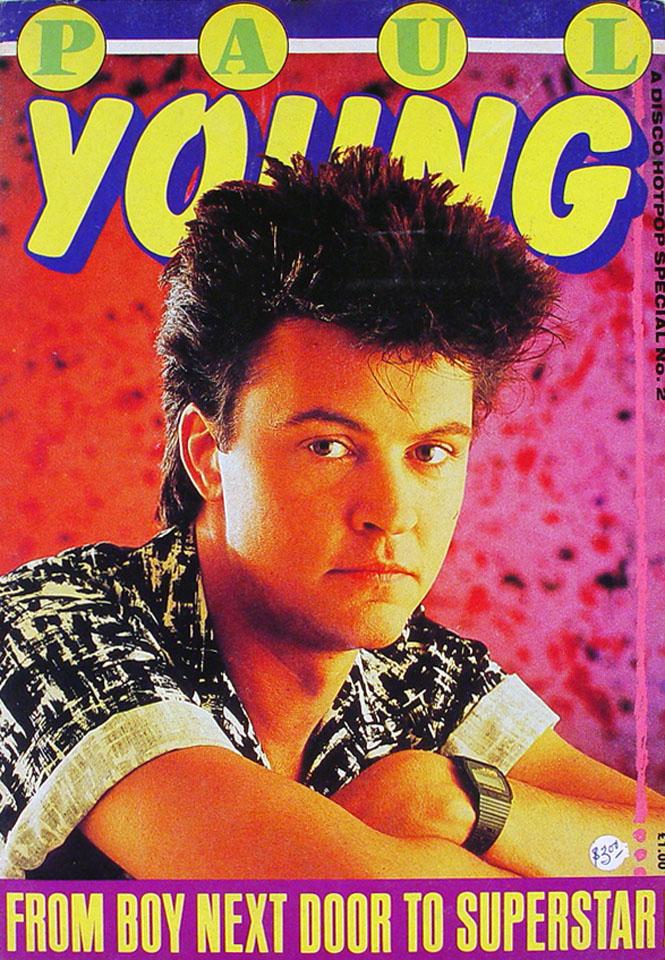 Paul Young: From Boy Next Door To Superstar